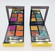 Tom Ford Eye Shadow Quad Palette 23 African Violet And Photosynthesex New Unbox