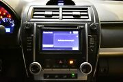 2014 Toyota Camry Touchscreen Display Cd Player With Heater A/c Controls