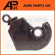 Category Cat 2 Tractor Lower Link Quick Release Hitch Ball Hook Weld On End