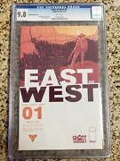 East Of West 1 Ghost Variant Cover Cgc 9.8 Image Comics
