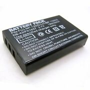 3.7v Battery For Toshiba Camileo H-30 H30 H-31 H31 X-100 X100 Hd Px-1657px1657