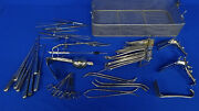 Mueller D/c Tray Instrument Set With More Included Warranty