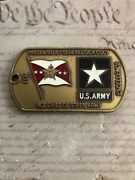 General Richard Dick Cody Army Vice Chief Of Staff Vcsa Real Rare Challenge Coin