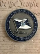 General Philip Breedlove Air Force Vice Chief Of Staff Vcsaf Challenge Coin