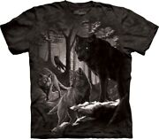 The Mountain Unisex Adult Dire Winter Wolves T Shirt