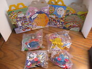 Mcdonalds Animaniacs - Dot And Ralph, Mindy And Buttons, Under 3, Dot And Ralph 1995
