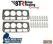 Ls9 Head Gaskets And Ls7 Lifters Set Of 16 Fits 4.8 5.3 5.7 6.0 6.2 7.0