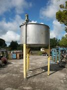 Stainless Tank W/ Stand Mixer And Steam Kettle