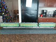 Lionel Nos. 2400, 2401 And 2402 Passenger Cars, Green/gray Item 212