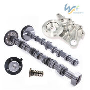 Intakeandexhaust Camshaft With Bracket For Audi A3 A4 A6 Q5