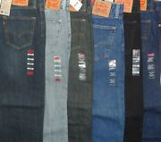 505 Regular Fit Jeans Many Colors And Sizes 30 31 32 33 34 36 38 40 42 44