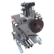 Round Bottle Labeling Machine Labeler With Date Printer Coding Machine