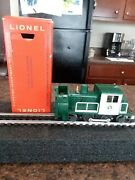 C8 Postwar Lionel No. 58 G. N. Rotary Snow Plow W/ Box And Liner Item 216