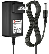 Pkpower 9v Adapter For Crosley Cr40 Cr6007a-ma Portable Turntable Record Player