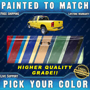 Painted To Match High Quality Grade Tailgate For 2002-2008 Ram 1500 2500 3500