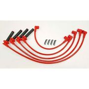 Arospeed Ignition Tri-core Silicone Spark Plug Cable Toyota Levin Ae86