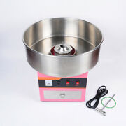 Pas 110v Cotton Candy Maker Electric Commercial Automatic Candy Floss Machine