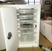 Leaning Post Tackle Storage Unit