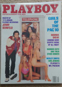 Playboy Magazine October 1993 -1 Of The 10 Most Valuable Editions.original Print