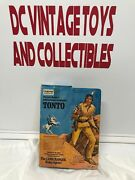 Gabriel The Lone Ranger Tonto In Factory Sealed Bag Beautiful 1970and039s Look