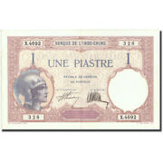 [215319] Banknote, French Indo-china, 1 Piastre, Undated 1921-1931, Km48b
