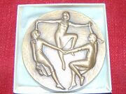 Htf Society Of Medalists 77th Issue May 1968 Children Hope Of The Future Bronze