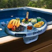 Spa Hot Tub Bar Refreshment Float Pools Accessories Beverage Floating