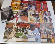 Lot Of 13 - Sports Illustrated Magazines-vintage 1996 And 1997 Jetertysontiger