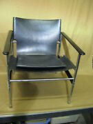 Vintage Charles Pollock Model 657 Sling Chair By Knoll Mid-century Modern