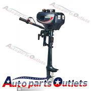 Brand Engine Water Cooling System 2 Stroke 3.5hp Heavy Duty Outboard Motor Boat
