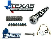 Texas Speed Tsp Stage 3 Low Lift Vortec Truck Camshaft Cam Kit 4.8 5.3 6.0 6.2