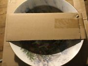 Pottery Barn Nostaltgic Tree Serving Bowl Christmas Holiday Newsold Out