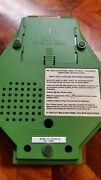 Vintage 1980 Coleco Head To Head Electronic Baseball Rare Patent Pending Taiwan