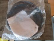 Ford V8 56 1956 F-100 Pickup Back Glass Rubber With Wrap Around Glass New