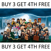 Lego Harry Potter Minifigures Series 1 71022 Mini Figures Buy Any 3 Get 4th Free