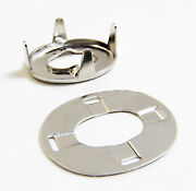 Common Sense Fastener Eyelet Portion Only W/ .385 Prongs For Thick Fabrics