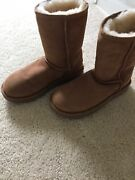 Womenand039s Uggs Chestnut Size 6