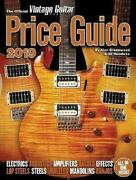Guide To Vintage Guitars The Official Vintage Guitar Magazine Price Guide 2019