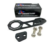 Cnc Anodized Jdm Rear Tow Towing Hauling Hook Exterior For Lowered Japanese Cars