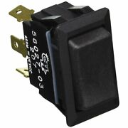 Cole Hersee Sealed Rocker Switch Non-illuminated Spdt On-off-on 3 Blade 58027...