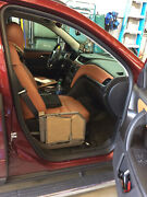Glide And039n Go Handicap Transfer Seat For 2017 Chevrolet Traverse