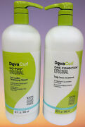 Deva Curl No-poo Original And One Condition 32 Oz Duo 2 Day Air Free Shipping