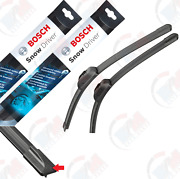 Bosch Snow Driver Wiper Blade Set Of 2 Front Left And Right 22 + 16