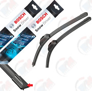 Bosch Snow Driver Wiper Blade Set Of 2 Front Left And Right 13 + 13