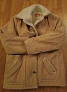 Sherpa Trucker Jacket Xl Vintage Great Condition Hard To Find Style