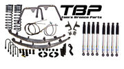 1966-1977 Early Ford Bronco 3.5 Bilstein Suspension Kit Complete - Stage 9