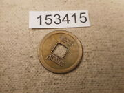 Very Old Chinese Dynasty Cash Coin Raw Unslabbed Album Collector Coin - 153415