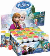 36 Frozen Bubble Liquid Tubs - Pinata Toy Loot/party Bag Fillers Wedding/kids