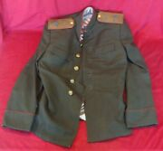Wwii Soviet Red Army Marshal Artillery Tunic Jacket Coat