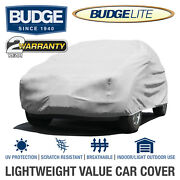 Budge Lite Suv Cover Fits Small Suvs Up To 13and0395 Long   Uv Protect   Breathable